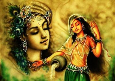 radhe shyam hd images for good morning on whatsapp