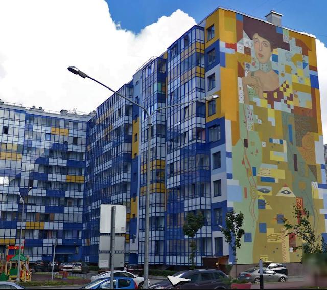 Граффити Петербург граффити на доме