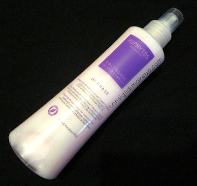 Review: Colorsave Lux Hair Complex Bi-Phase - Euphytos
