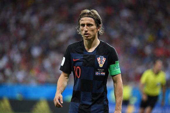 مودريتش: قلة احترام الإنجليز لـ منتخب كرواتيا حفزتنا للفوز