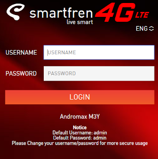 login mifi ke pc
