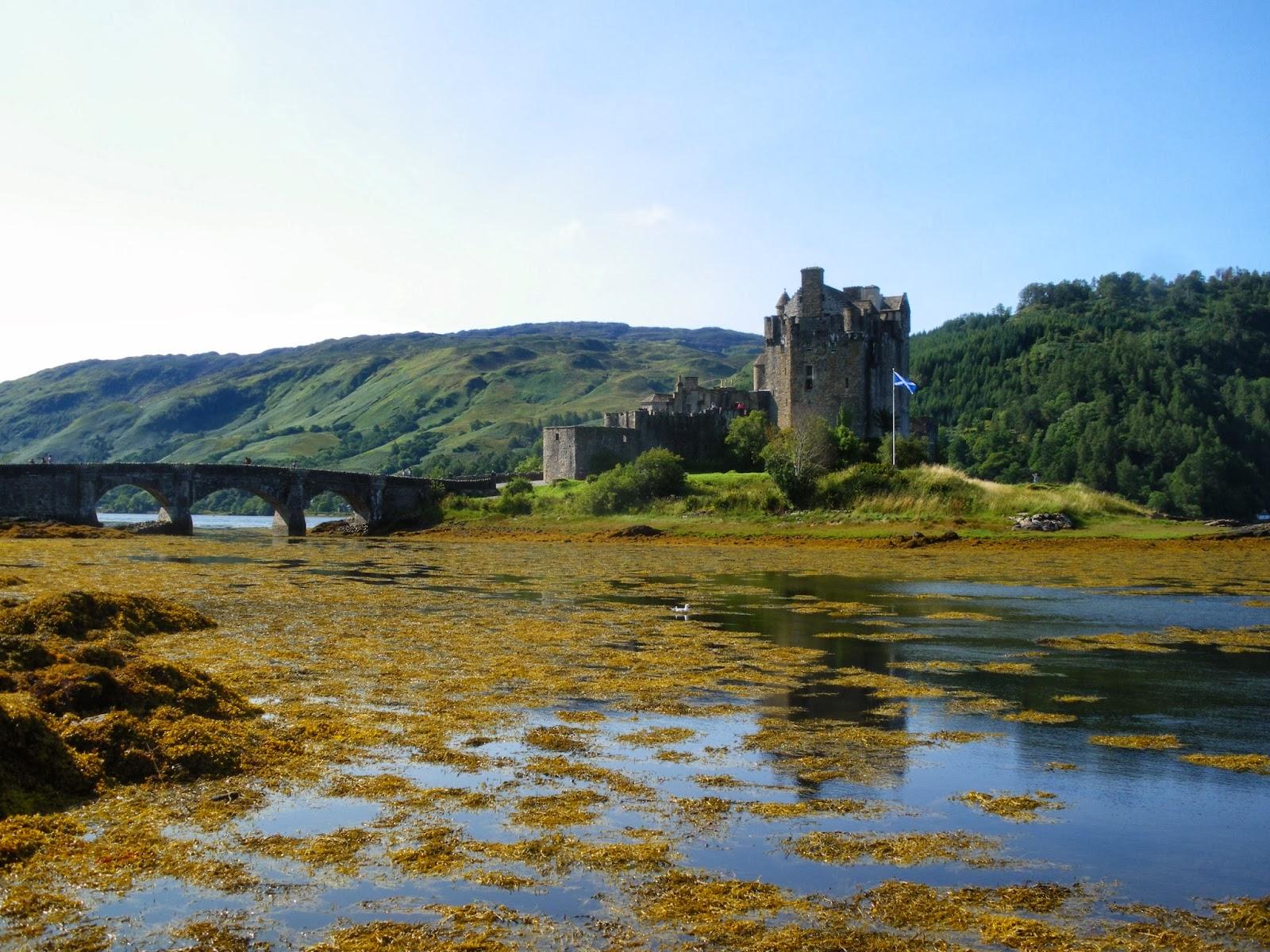 Eilean Donan Castle, Highlands, Scotland, Escocia, United Kingdom