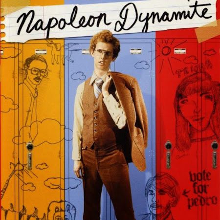 Poster Of Napoleon Dynamite 2004 In Hindi Bluray 1080P Free Download