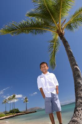 Tahitian Boy