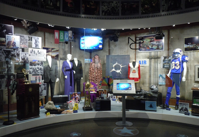 Universal NBC TV costume exhibit