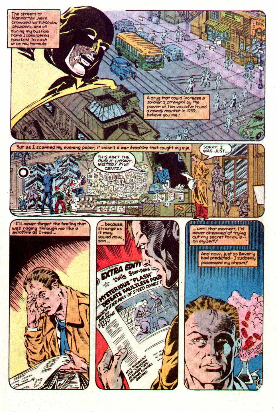 Read online Secret Origins (1986) comic -  Issue #16 - 30