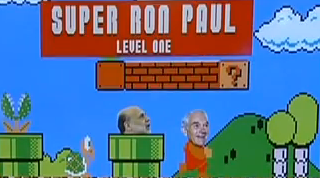 Super Ron Paul Mario Bros.