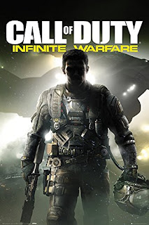 collect soon! Call of Duty Poster + tesa powerstrip, Infinite Warfare 20 pcs 8.89 GBP