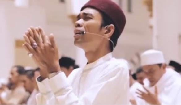 Pesan UAS ke Uzma: Tolong Doakan Saya dalam Shalat, Semoga Allah Beri Sesuatu ke Hati Saya