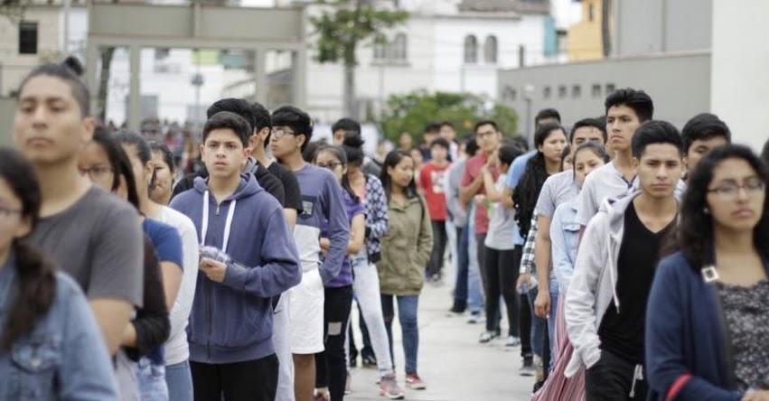 PRONABEC: Relación de preseleccionados del «Examen Nacional de Preselección» se publicará este viernes 18 de Enero - www.pronabec.gob.pe