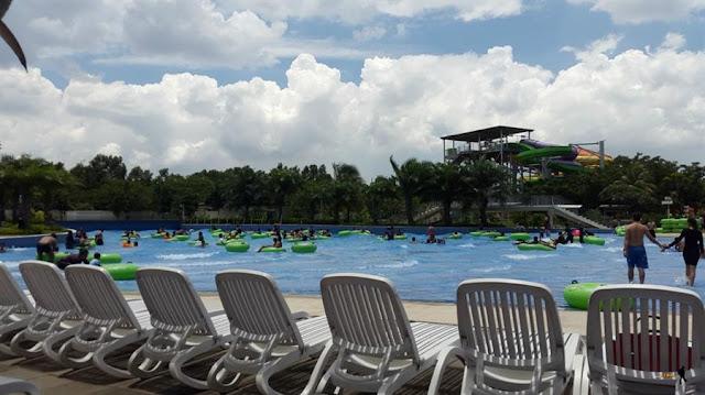 go wet waterpark bekasi