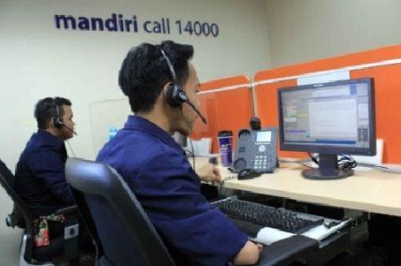 Kartu ATM Mandiri Tertelan Segera Hubungi Mandiri Call Center 14000
