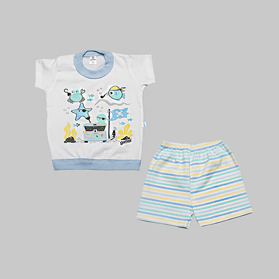 Colección primavera verano 2018 para bebés. Bodies, remeras y shorts para bebes 2018.