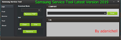 Samsung Service Tool Latest Version 2019
