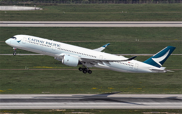 a350-900 cathay pacific