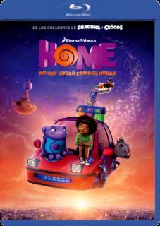 Home: No Hay Lugar Como El Hogar (2015) DVDRip Latino