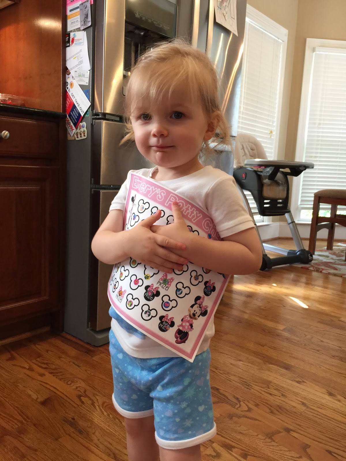 Richly Blessed: Two-Year-Old Tales: Potty Training! {Free ...