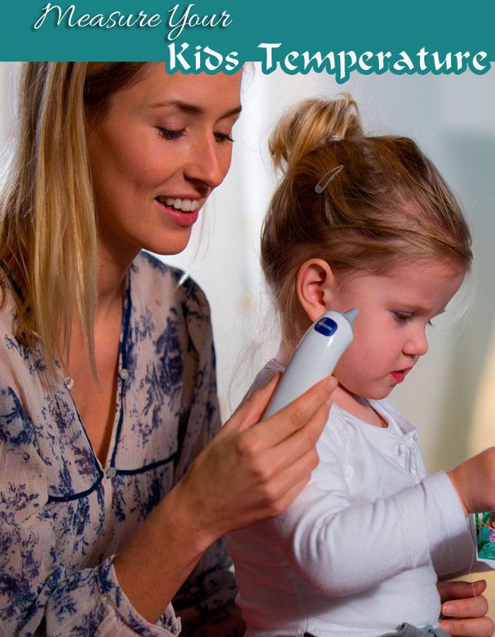 Measure Your Kid's Temperature