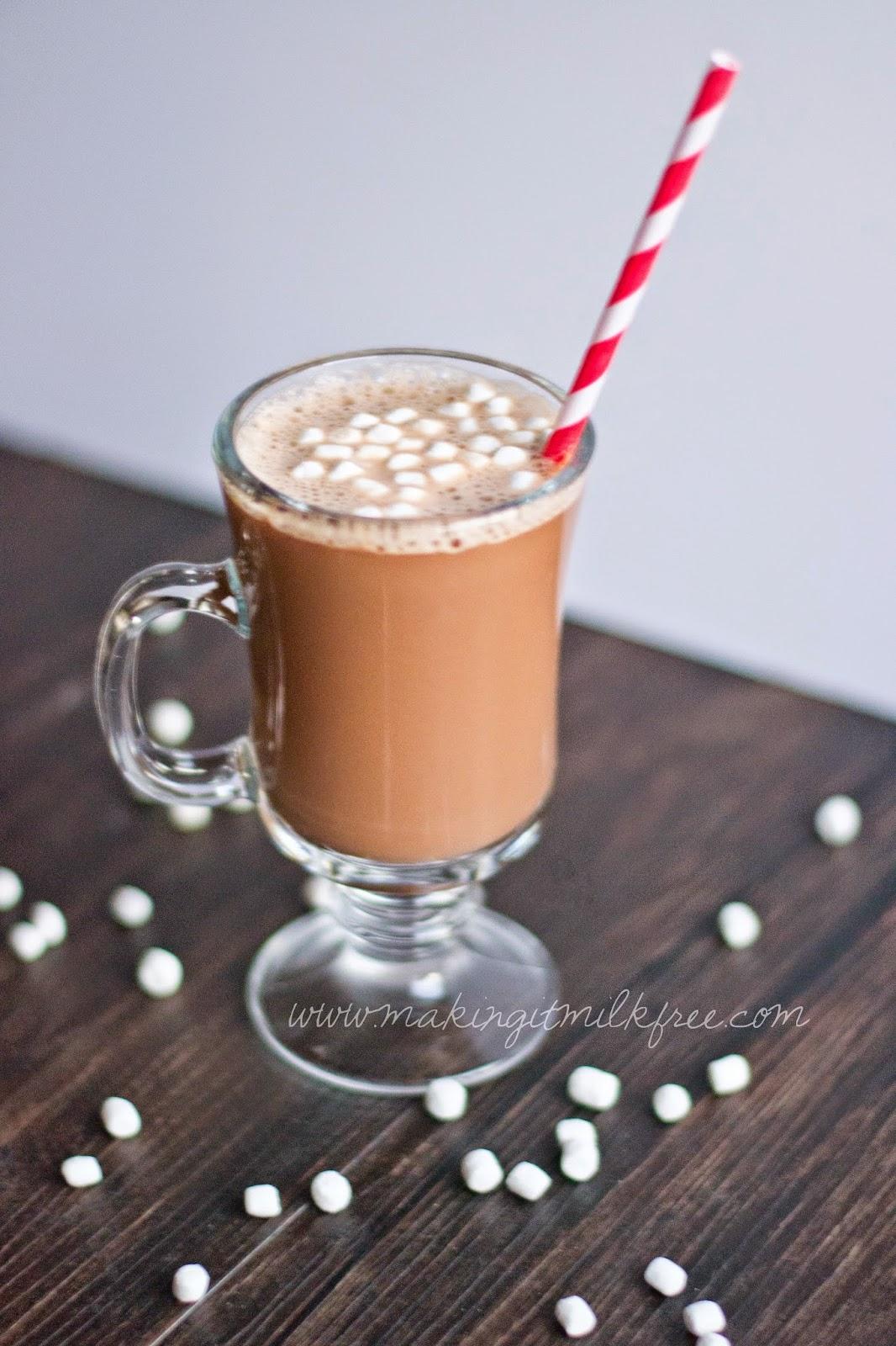 #dairyfree #hotcocoa #mix