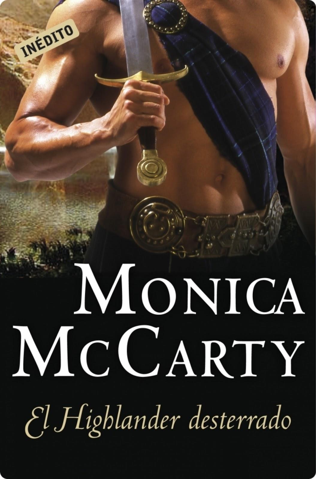 El highlander desterrado – Mónica McCarty