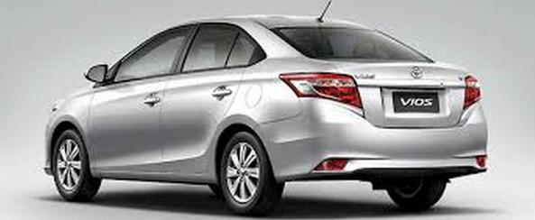 2014 Toyota Vios 1.3 E MT