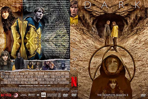 Dark Season 3 DVD Cover