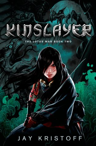 Kinslayer book cover