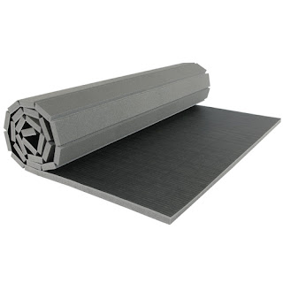 Greatmats roll out flex workout mats pilates exercise