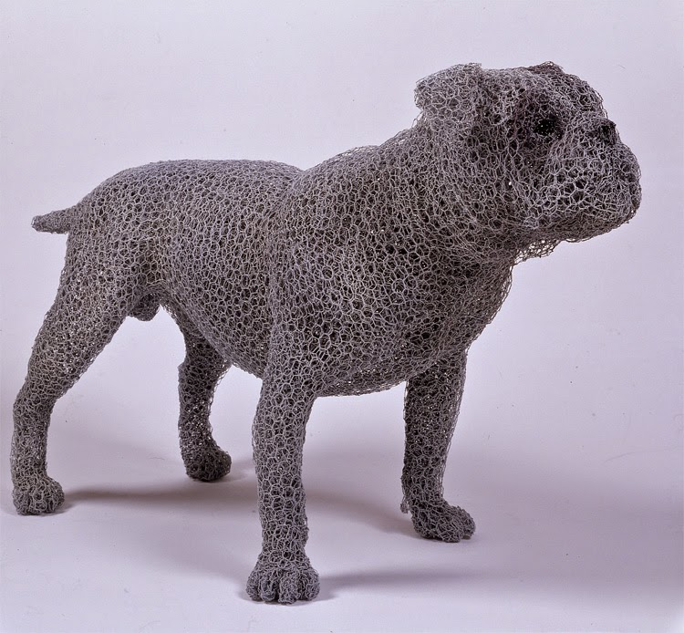 09-Victorian-Bulldog-Kendra-Haste-Galvanised-Wire-Animal-Sculptures-www-designstack-co