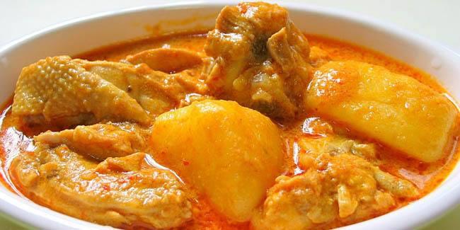 Resepi Gulai Ayam Pakai Susu Pawtaste Com