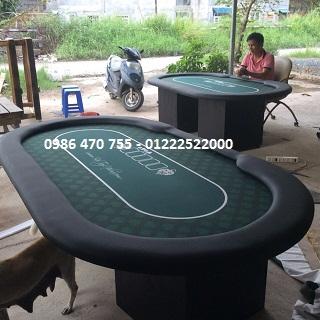 Bàn poker Hải Phòng giá rẻ, bàn đánh bài giá rẻ, bàn casino tại TPHCM