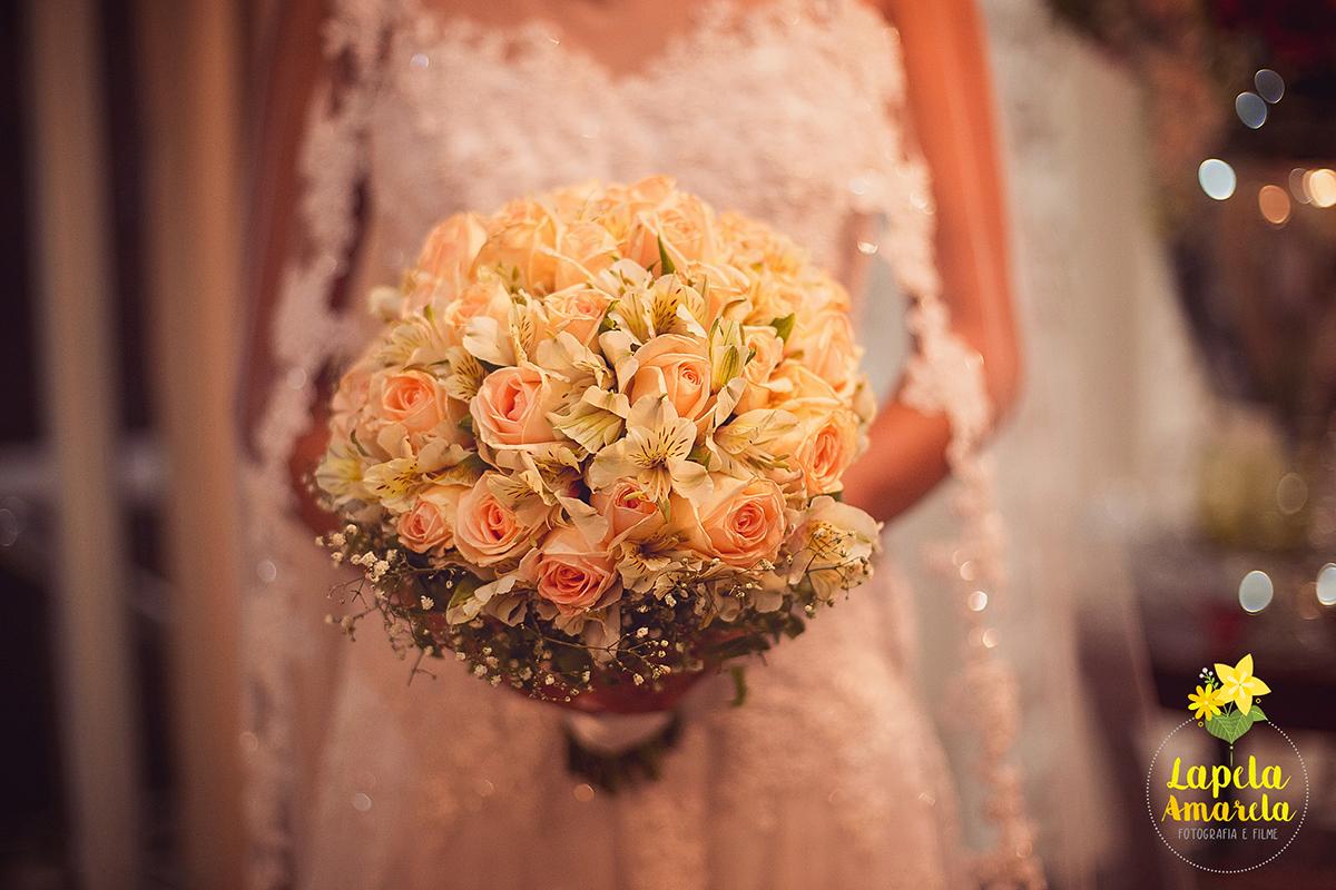 noiva casando fotografia Lapela Amarela