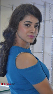 Telugu Actress Yamini Bhaskar Latest Pos in Blue Top and Black Skirt  0028.jpg