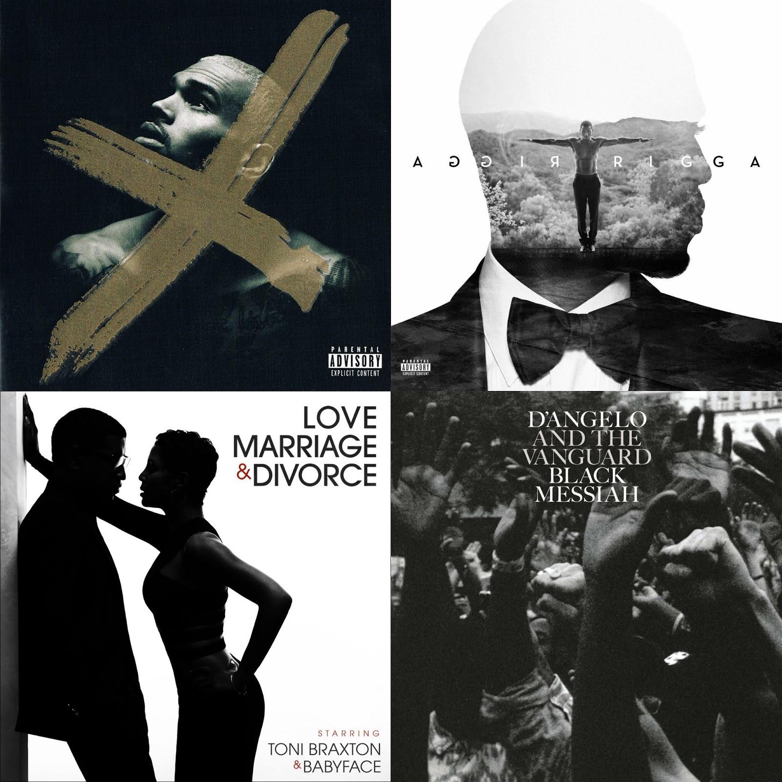 New R&B Albums 2019 DAR Music: 6 Important R&B Albums From 2014   DefineARevolution.com