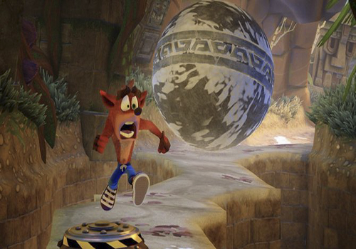 تحميل لعبة Crash Bandicoot N. Sane Trilogy