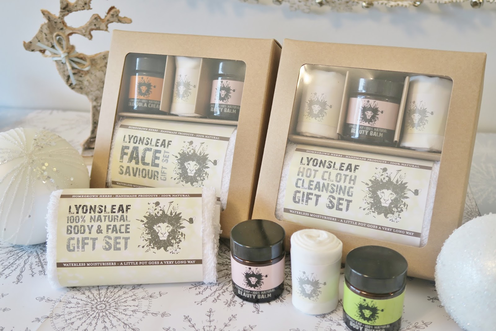 Amber's Beauty Talk Christmas Gift Guides | Lyonsleaf Gift Sets