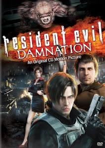 Biohazard: Damnation Poster