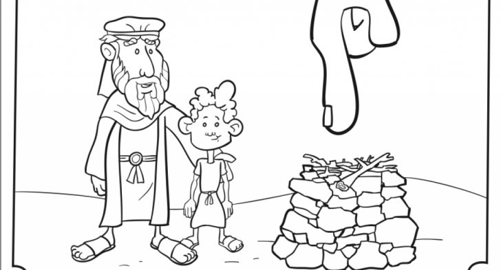 Abraham. 2º ciclo EP. Actividades | Ana de Austria Religión
