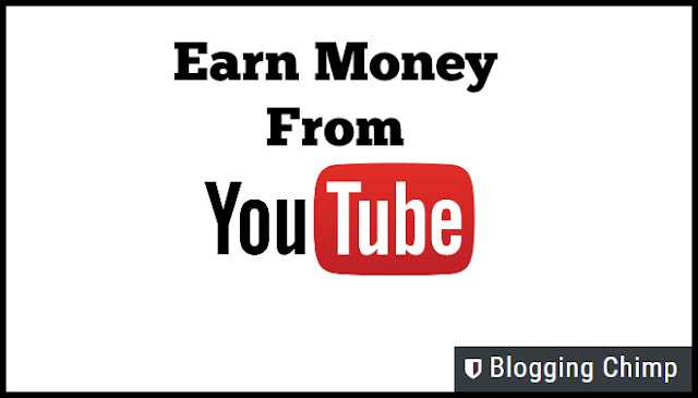 Earn Money From Youtube step by step