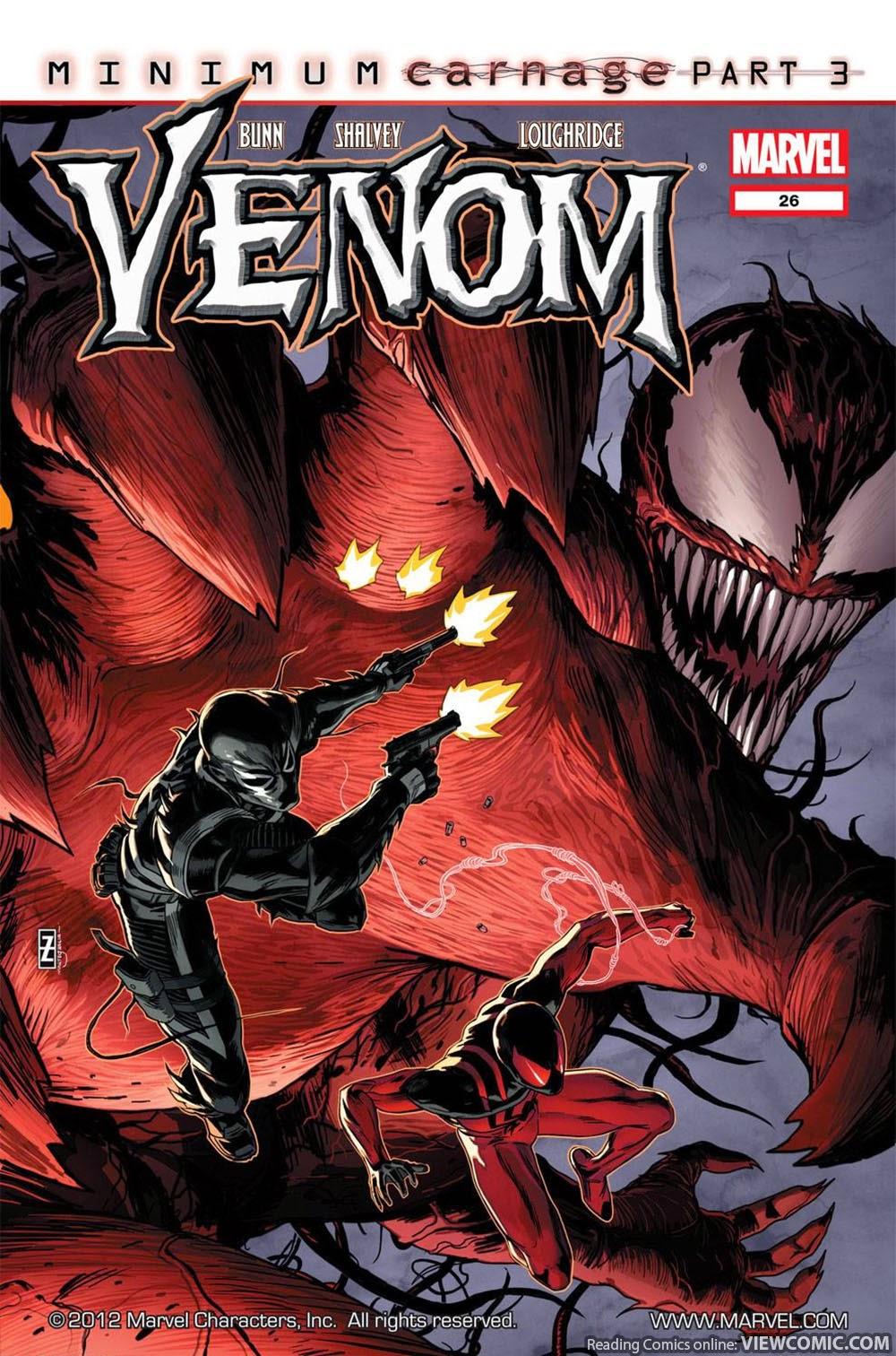 Venom | Viewcomic reading comics online for free 2019