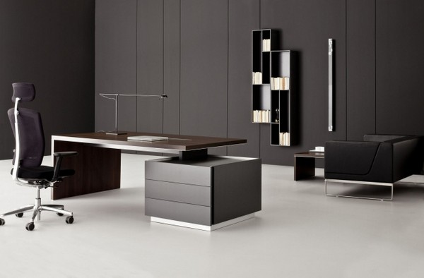 contemporary office furniture ideas