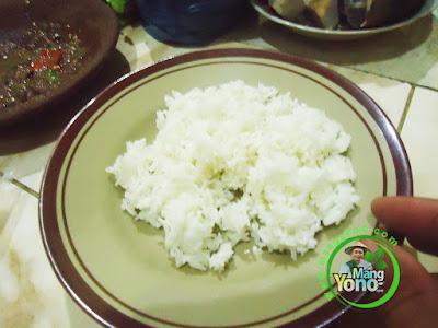 Nasi NAZWA Putih Pulen ... Nasi Enak Bikin Nambah Lagi.