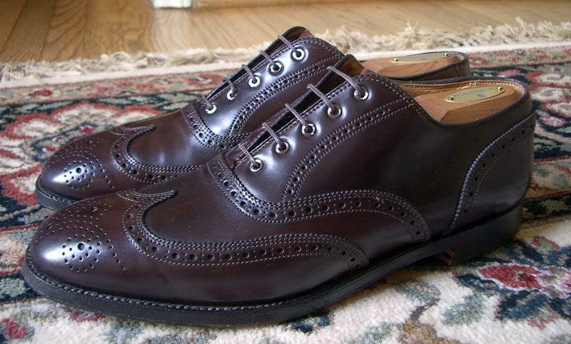 1bfc997c99c Lace-ups  Your observation is correct. They aren t a huge part of my lineup  anymore mostly because suits are such a rare part of my kit these days.