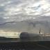 Mε υδάτινη αψίδα νερού η Πυροσβεστική Υπηρεσία ..υποδέχθηκε  το νέο  Airbus .. A350!!