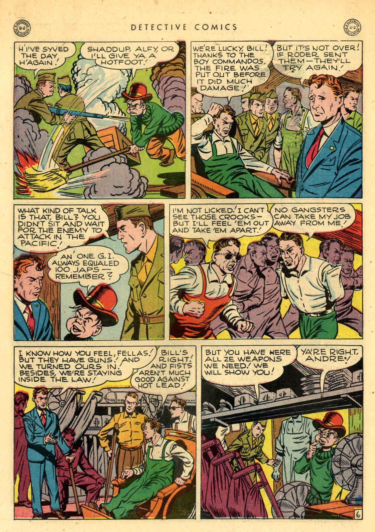 Read online Detective Comics (1937) comic -  Issue #111 - 44
