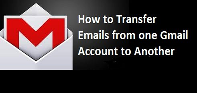 How to copy emails to your new Gmail account?