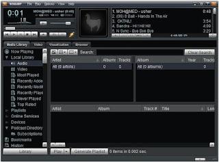 أفضل, وأقوى, مشغل, موسيقى, وجميع, أنواع, الملفات, الصوتية, Winamp, اخر, اصدار