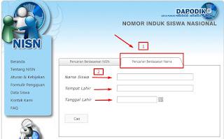 Cara Mudah Cek Nomor Induk Siswa Nasional (NISN)
