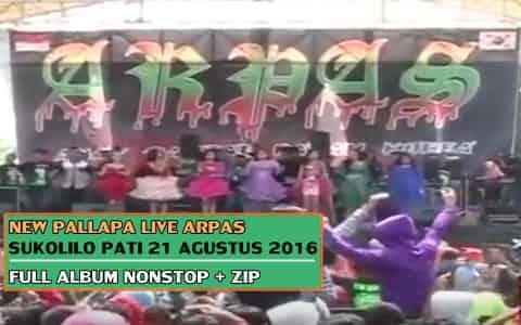 Download New Pallapa Arpas Pati Full Album + ZIP