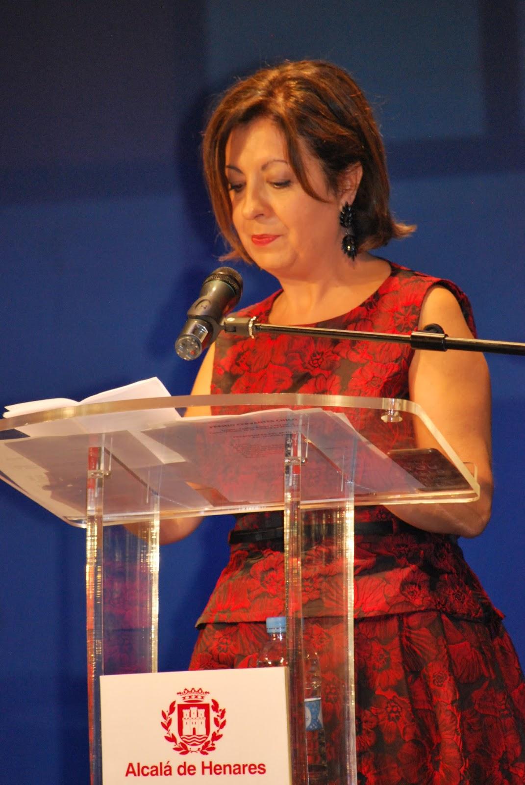 Ana Alcolea (Author of Donde aprenden a volar las gaviotas)